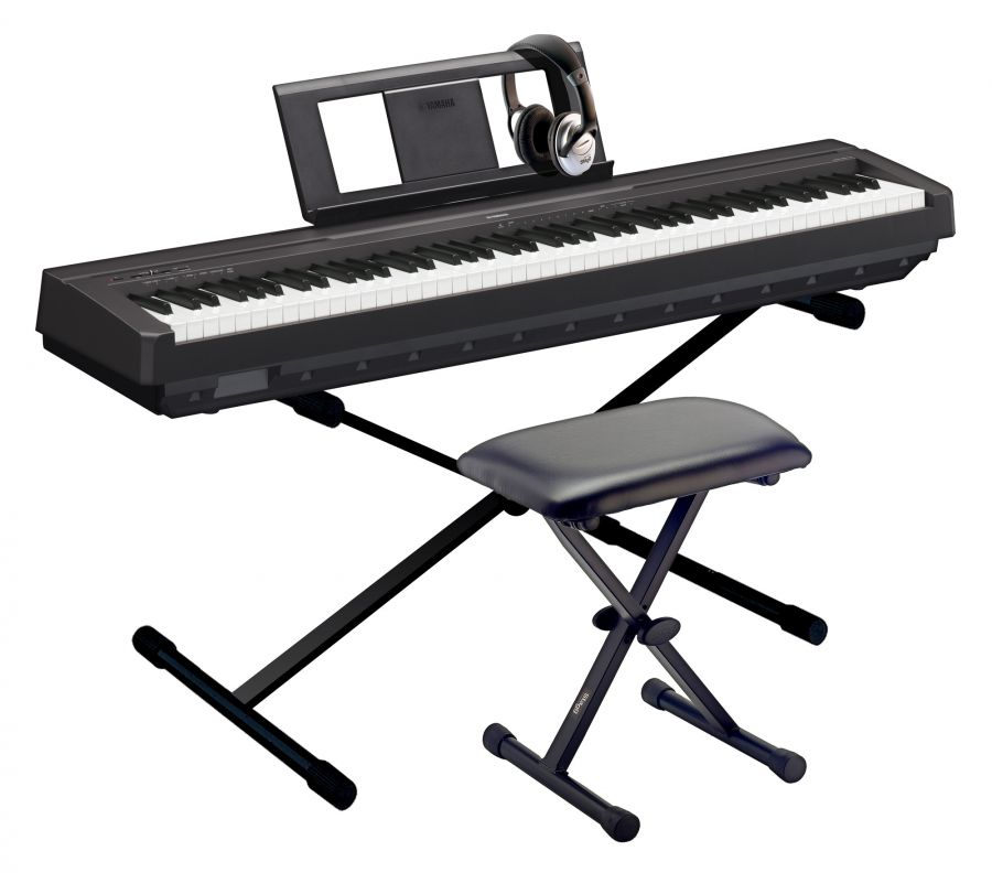 yamaha p45 vs alesis coda pro. Black Bedroom Furniture Sets. Home Design Ideas