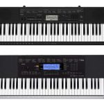 Casio CTK 3500 vs 4400