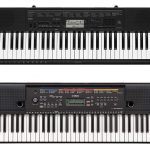 Casio CTK 3500 vs Yamaha PSR E263
