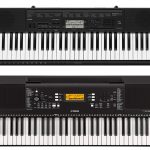 Casio CTK 3500 vs Yamaha PSR E363