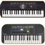 Casio SA 76 vs SA 46