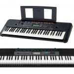 Yamaha PSR E263 vs Casio CTK 2550