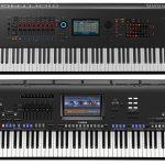 Yamaha Montage 8 vs Genos