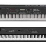 Yamaha MOXF8 vs MX88