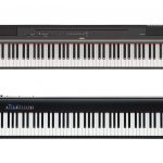 Yamaha P 125 vs Roland FP 30