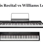 Alesis Recital vs Williams Legato