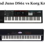 Roland Juno DS61 vs Korg Kross 2