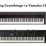 Korg Grandstage vs Yamaha CP88