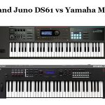 Roland Juno DS61 vs Yamaha MX61