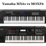 Yamaha MX61 vs MOXF6
