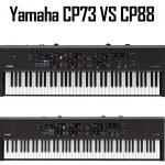 Yamaha CP73 vs CP88