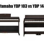 Yamaha YDP 103 vs YDP 144