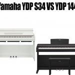 Yamaha YDP S34 vs YDP 144