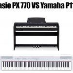 Casio PX 770 vs Yamaha P115