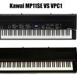 Kawai MP11SE Vs VPC1