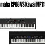 Yamaha CP88 vs Kawai MP11SE