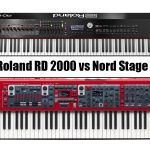 Roland RD 2000 vs Nord Stage 3