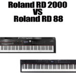 Roland RD 2000 VS RolandRD 88